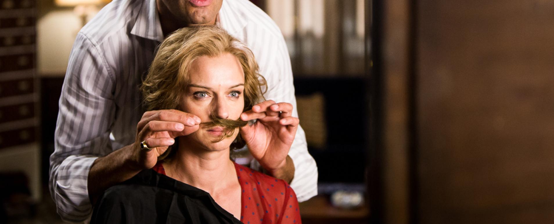 Portfolio – Basta un paio di baffi